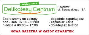 Reklama Delikatesy Centrum nowa POZIOMA